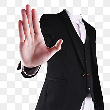 pngtree-man-in-suit-refuse-gesture-png-image free download 110