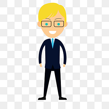 pngtree-wearing-glasses-foreign-suit-young-man-image free download 198