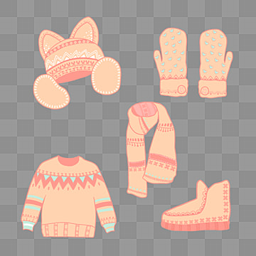 pngtree-winter-clothes-suit-gloves-snow-boots-png-image free download 203